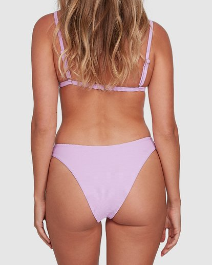 5 Tanlines Hike Bikini Bottoms Purple 6504849 Billabong