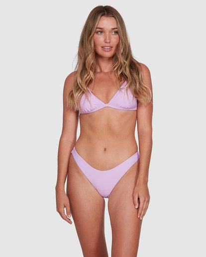 1 Tanlines Hike Bikini Bottoms Purple 6504849 Billabong
