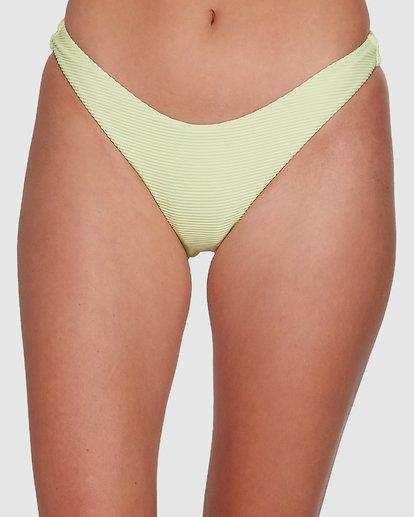 3 Tanlines Hike Bikini Bottoms Green 6504849 Billabong