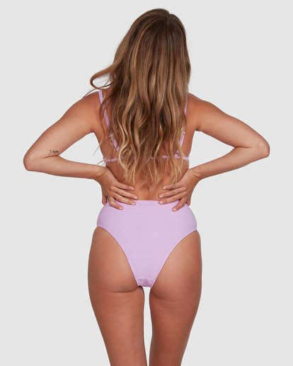 0 Tanlines High Maui Bikini Bottoms Purple 6504850 Billabong