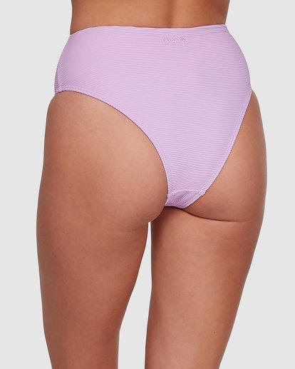 4 Tanlines High Maui Bikini Bottoms Purple 6504850 Billabong