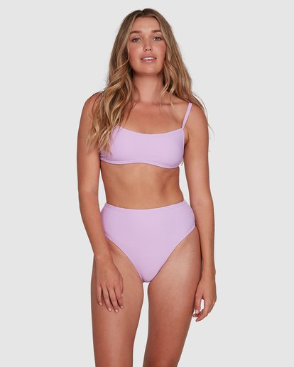1 Tanlines High Maui Bikini Bottoms Purple 6504850 Billabong