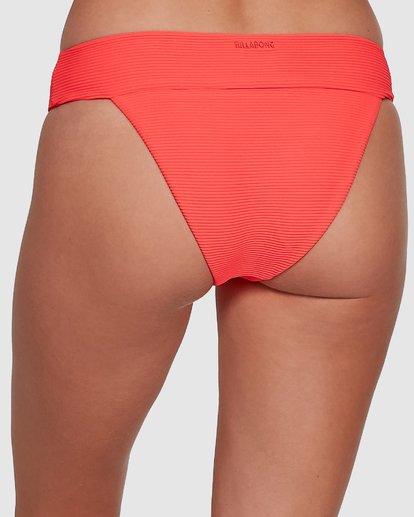 4 Tanlines Banded Tropic Bikini Bottoms Orange 6504851 Billabong