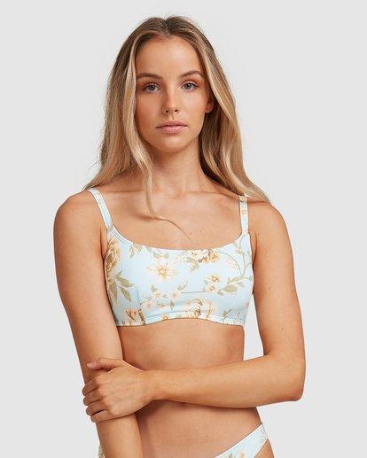 1 Laguna Mia D/DD Bralette Bikini Top Blue 6504864 Billabong