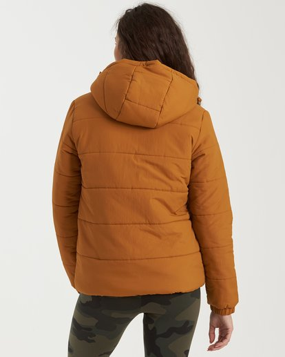 2 Transport Puffer Jacket  6504901 Billabong