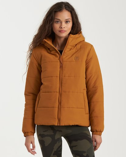 0 Transport Puffer Jacket  6504901 Billabong