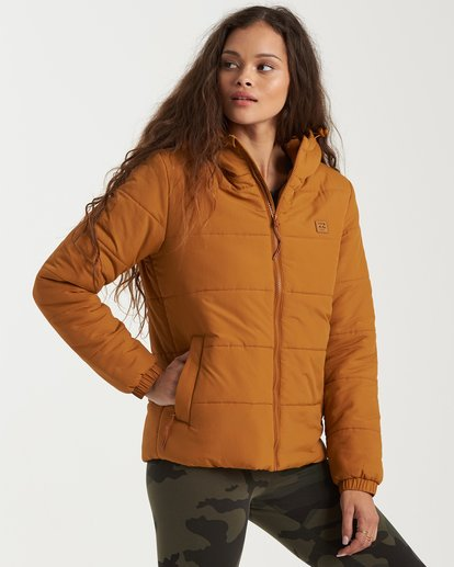 1 Transport Puffer Jacket  6504901 Billabong