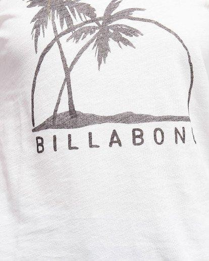 5 Palm Horizon White 6507014AS Billabong
