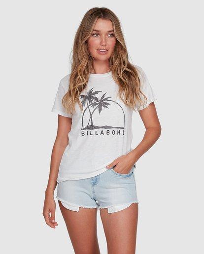 1 Palm Horizon White 6507014AS Billabong