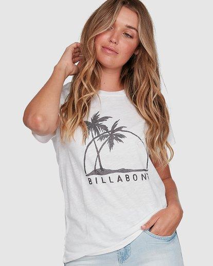 0 Palm Horizon White 6507014AS Billabong