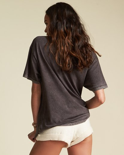 2 Poster Child Tee - Sincerely Jules Collection Black 6507014M Billabong
