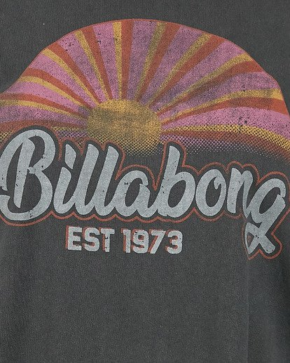 5 Horizon Tee Black 6507021M Billabong