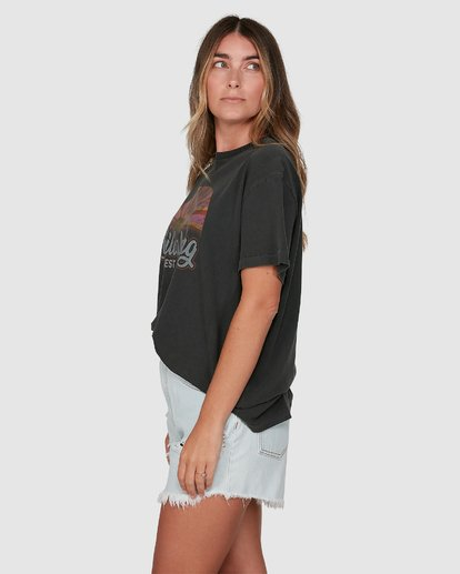 3 Horizon Tee Black 6507021M Billabong