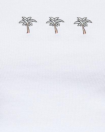 6 Palms Top White 6507133 Billabong