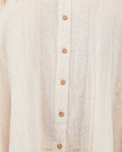 3 So Surreal Shirt Dress Beige 6507153 Billabong