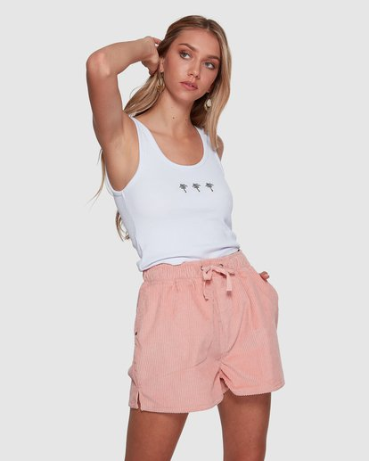 1 Sydney Short Pink 6507272 Billabong