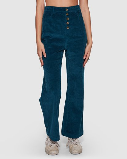 3 Bronte Cord Pant Blue 6507405 Billabong