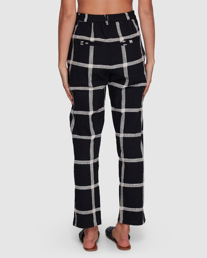 4 Wonderwall Pant Black 6507406 Billabong