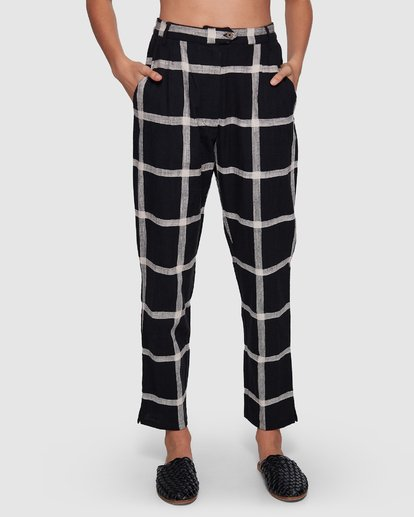 3 Wonderwall Pant Black 6507406 Billabong
