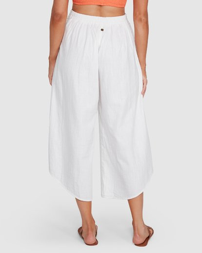 4 In The Clouds Pants White 6507415 Billabong