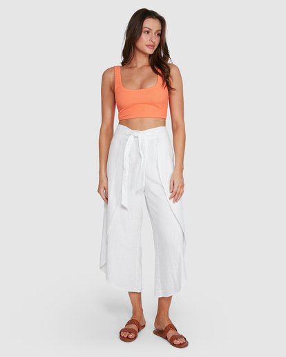 0 In The Clouds Pants White 6507415 Billabong