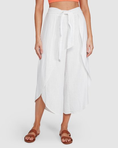 3 In The Clouds Pants White 6507415 Billabong