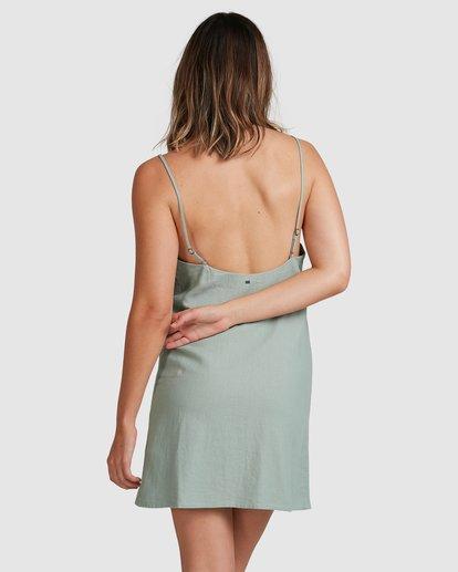 2 Summer Love Dress Green 6507470 Billabong