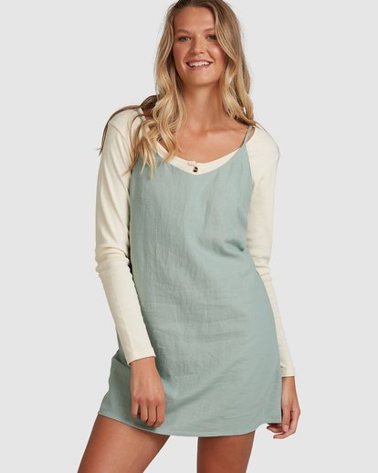 6 Summer Love Dress Green 6507470 Billabong