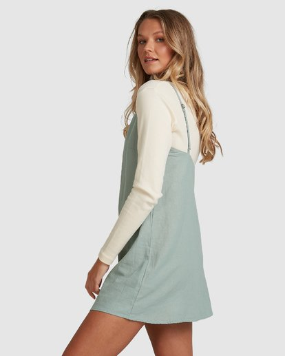 8 Summer Love Dress Green 6507470 Billabong
