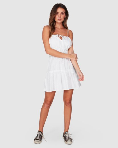 4 Picnic Dress White 6507471 Billabong