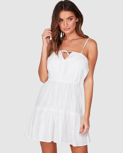 0 Picnic Dress White 6507471 Billabong
