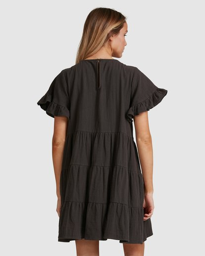 3 Pixie Dress Black 6507474 Billabong