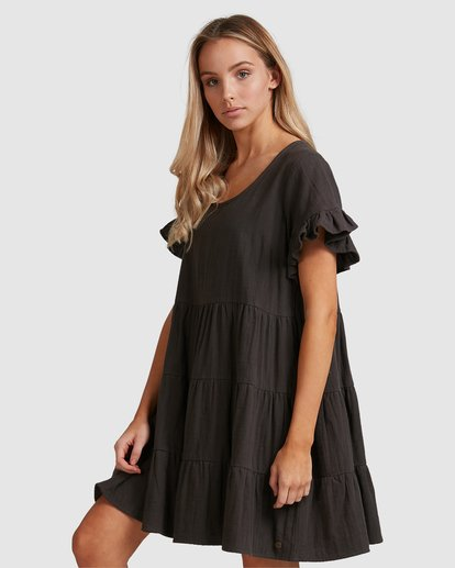 2 Pixie Dress Black 6507474 Billabong