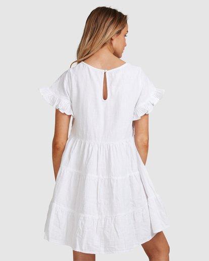 4 Pixie Dress White 6507474 Billabong