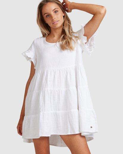 1 Pixie Dress White 6507474 Billabong