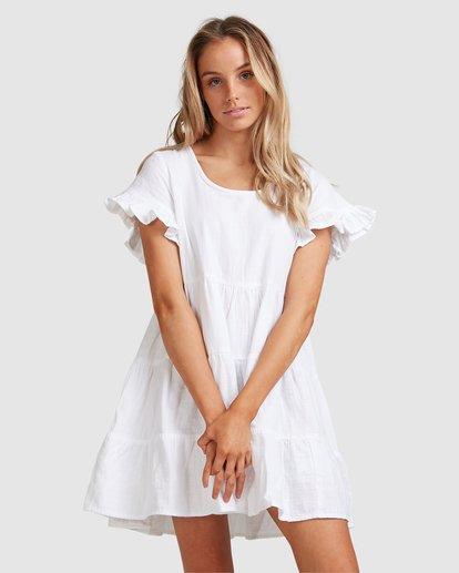 2 Pixie Dress White 6507474 Billabong