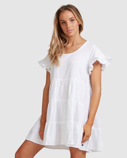 3 Pixie Dress White 6507474 Billabong