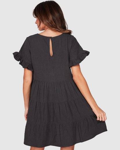 7 Pixie Dress Black 6507474 Billabong