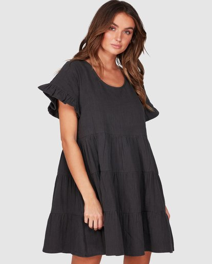 5 Pixie Dress Black 6507474 Billabong