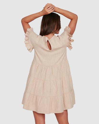 3 Pixie Dress Beige 6507474 Billabong