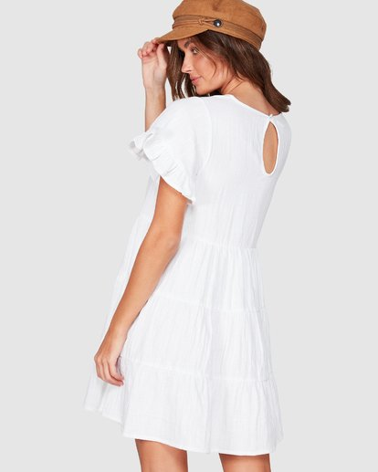 2 Pixie Dress White 6507474 Billabong