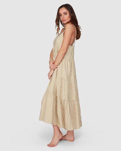 2 Lost Love Maxi Dress Yellow 6507478 Billabong