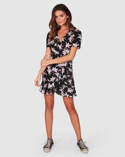 4 Stargazer Dress Black 6507481 Billabong