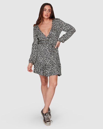 7 Chantal Wrap Dress  6507482 Billabong