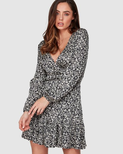1 Chantal Wrap Dress  6507482 Billabong