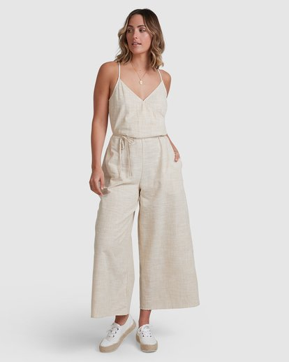 4 Lost Love Jumpsuit Yellow 6507504 Billabong