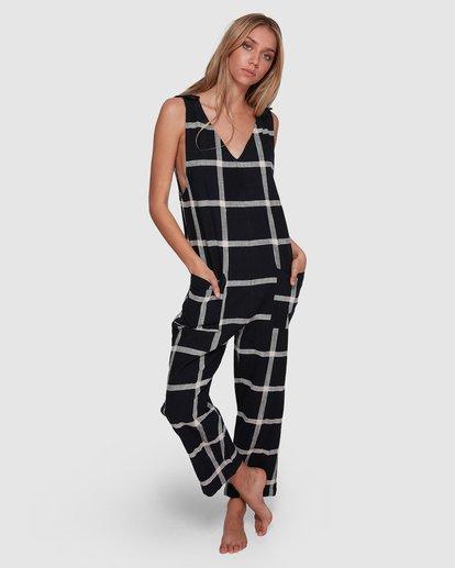 1 Wonderwall Jumpsuit Black 6507508 Billabong
