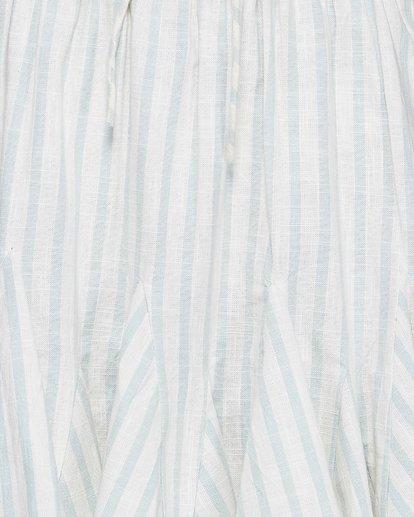 8 Blue Ray Skirt Beige 6507523 Billabong