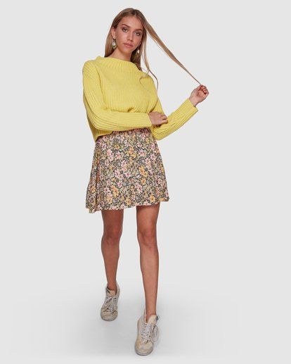 6 Lola Serena Skirt Black 6507525 Billabong