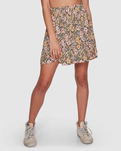 4 Lola Serena Skirt Black 6507525 Billabong